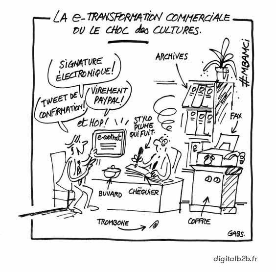 transformation digitale digitalisation transition numérique