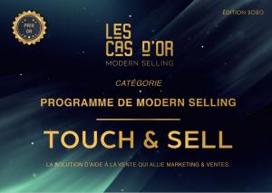prix du meilleur programme de modern selling