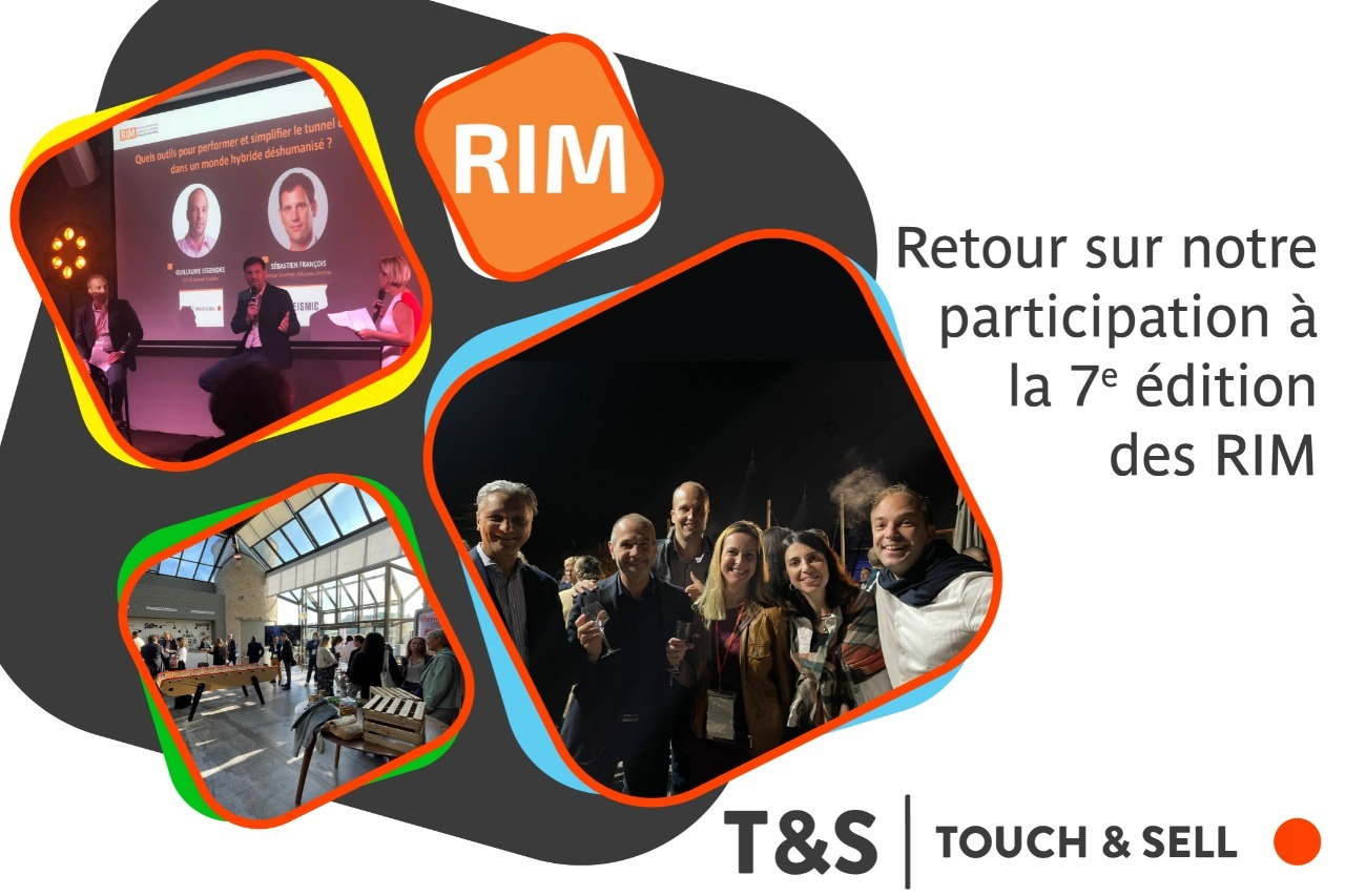 Touch & Sell RIM